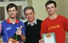 Настольный теннис в МГУ